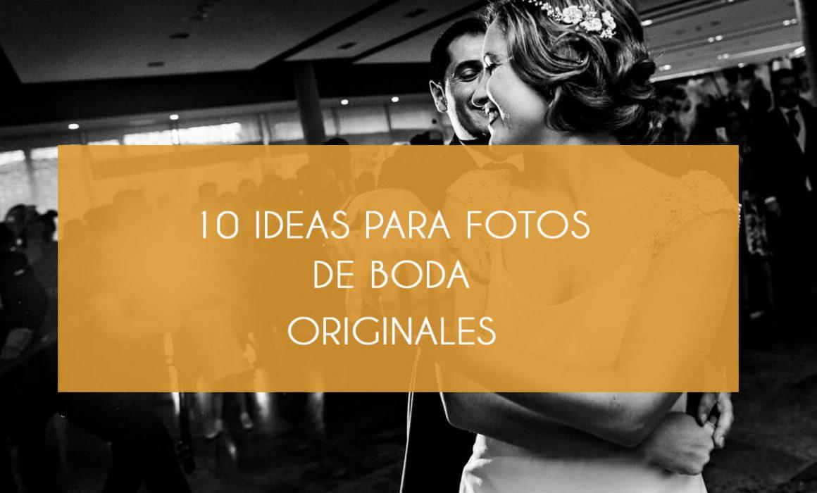 ideas foto boda