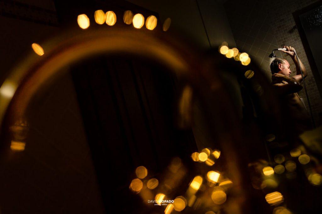 Momentos previos - Fotógrafo de bodas en Ciudad Real - Ángel y Vicen - David Copado