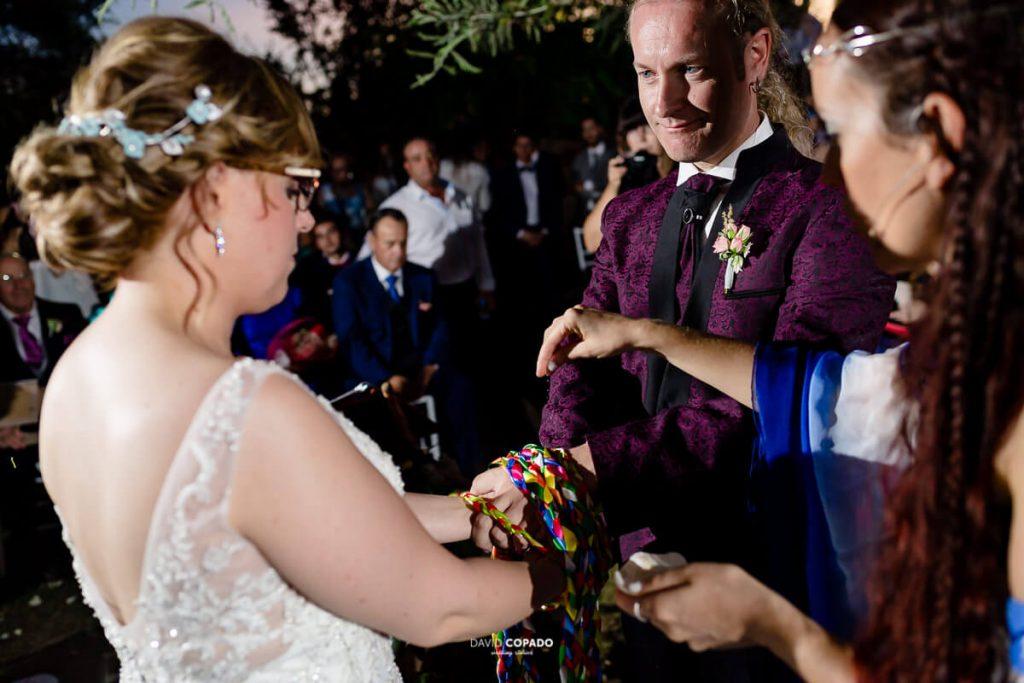 Ceremonia - Fotógrafo de bodas en Ciudad Real - Ángel y Vicen - David Copado