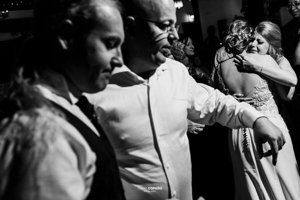 Emoción - Fotógrafo de bodas en Ciudad Real - Ángel y Vicen - David Copado