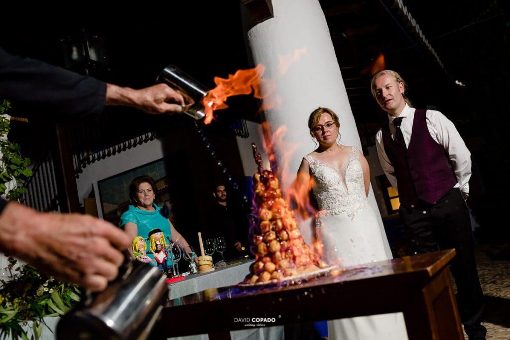 ;omento emocionante - Fotógrafo de bodas en Ciudad Real - Ángel y Vicen - David Copado