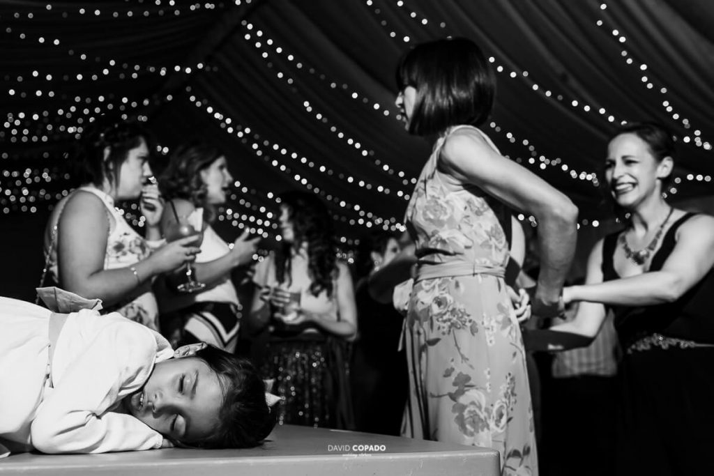 Fiesta - Fotógrafo de bodas en Ciudad Real - Ángel y Vicen - David Copado
