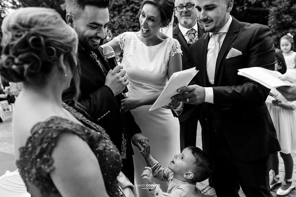 Ceremonia emotiva por David Copado - Fotógrafo de bodas en Ciudad Real