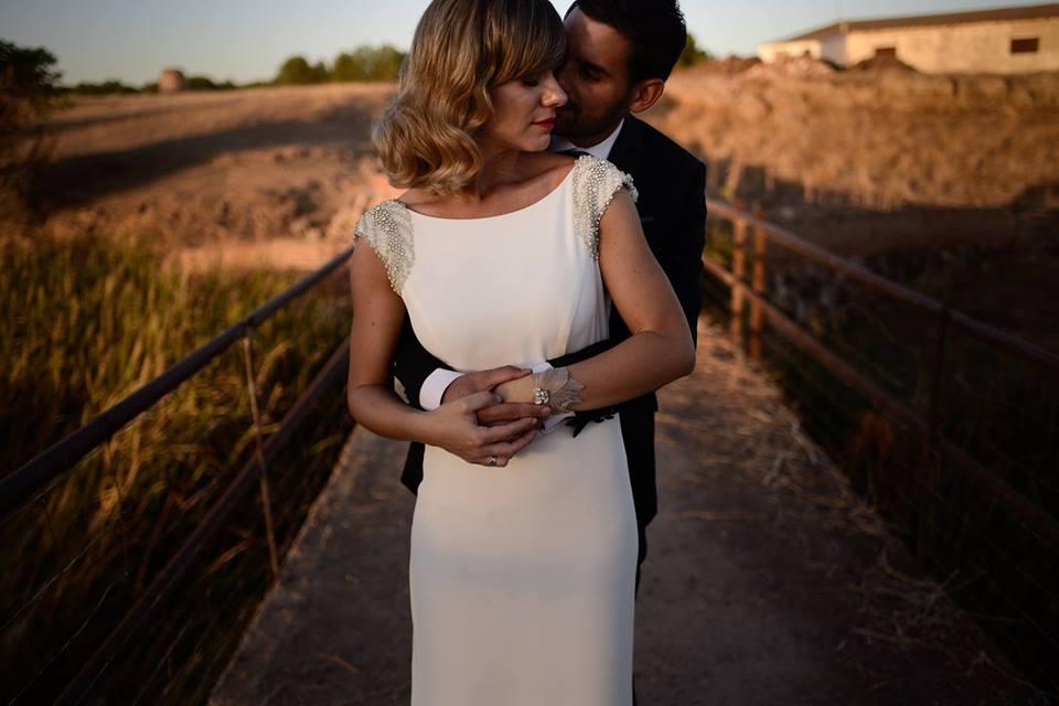 Sesión a solas de novios - Fotógrafo de bodas en Ciudad Real - David Copado