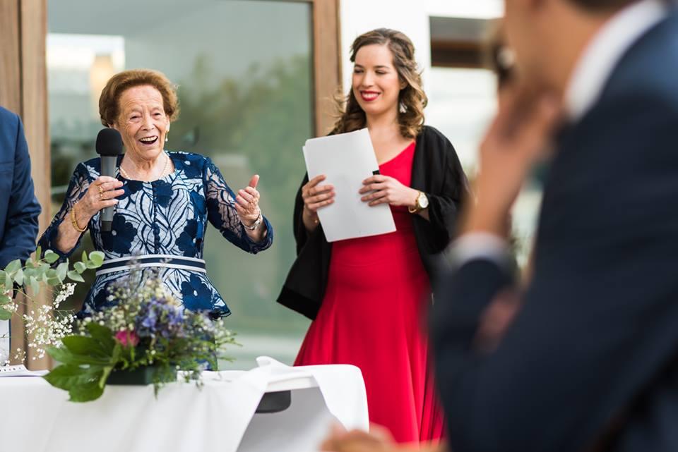 Discurso de la abuela - Fotógrafo de bodas en Ciudad Real - David Copado