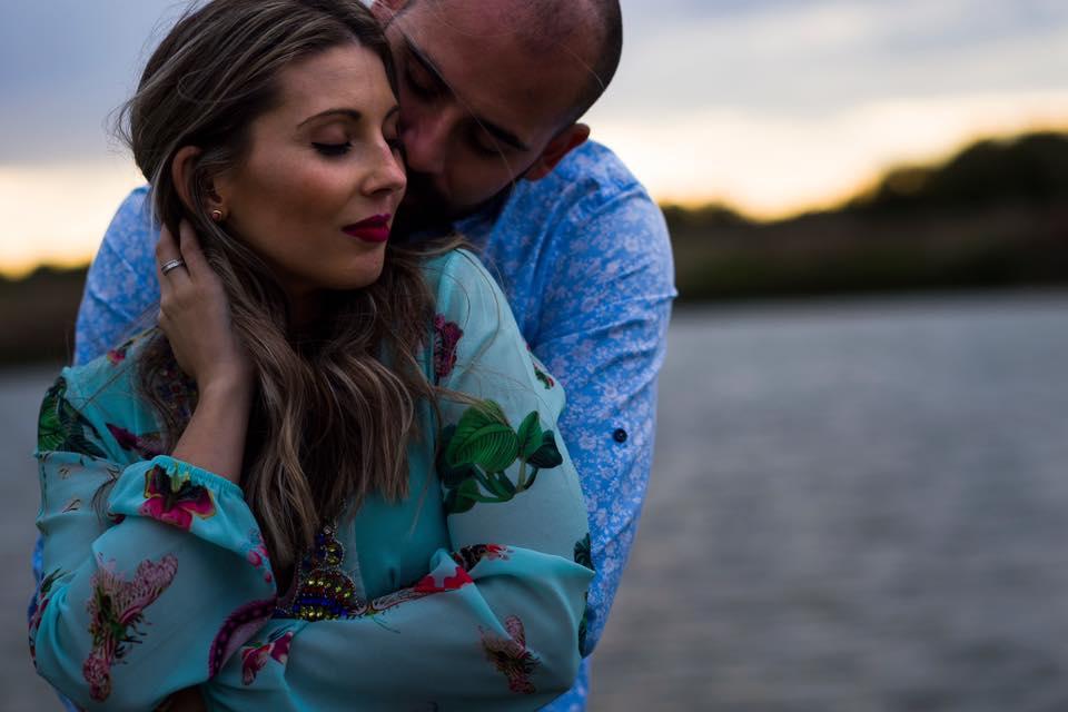 Pareja de preboda - Fotógrafo de bodas Ciudad Real - David Copado