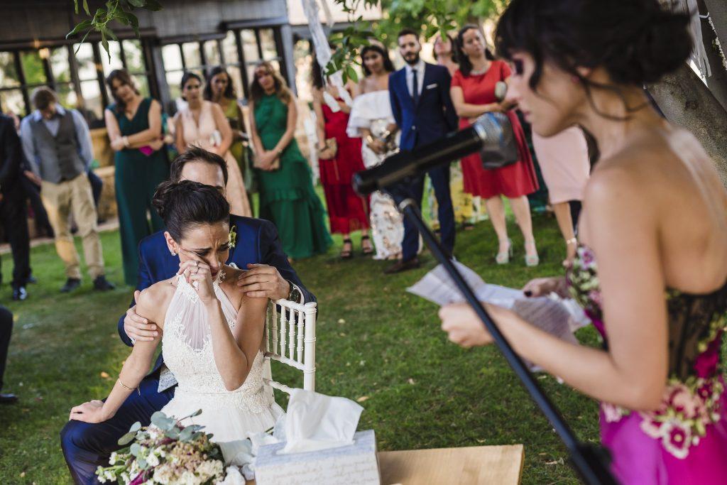 Fotos de familia en la boda
