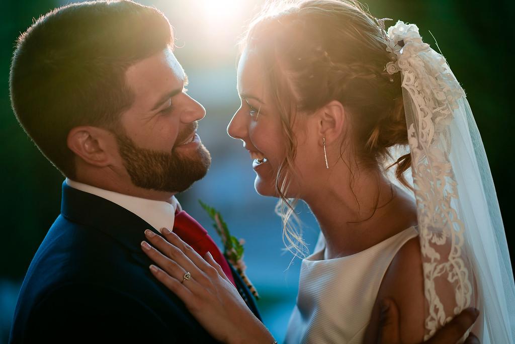 Maquillaje para fotos de boda